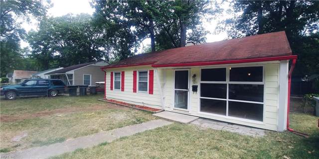 323 Shawen Dr, Hampton, VA 23669 (#10284374) :: Upscale Avenues Realty Group