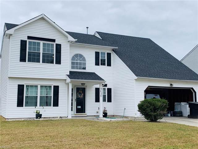 4420 Sedgewyck Cir, Portsmouth, VA 23703 (#10284500) :: Encompass Real Estate Solutions