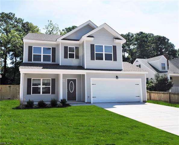 2824 Breeze Ave, Chesapeake, VA 23323 (#10284572) :: Rocket Real Estate