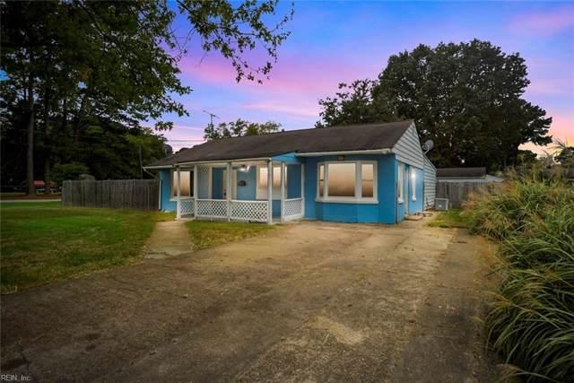 381 Woodland Ave, Hampton, VA 23669 (MLS #10284676) :: Chantel Ray Real Estate