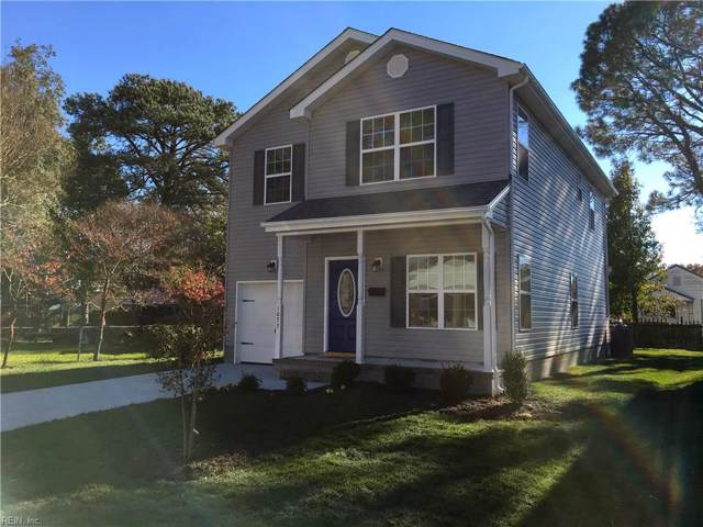 119 Wall St, Portsmouth, VA 23702 (#10285025) :: Berkshire Hathaway HomeServices Towne Realty