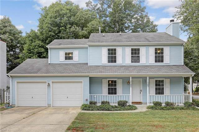 107 Summerglen Rdg, Newport News, VA 23602 (#10285057) :: Rocket Real Estate