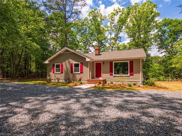 91 Fork Creek Ln, Middlesex County, VA 23175 (#10285144) :: Momentum Real Estate