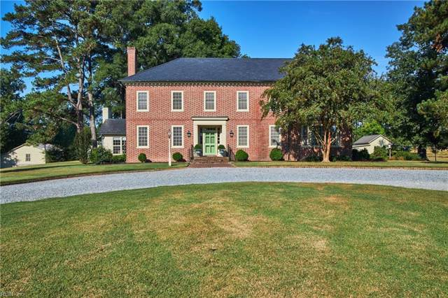 23174 Popes Station Rd, Southampton County, VA 23829 (#10285248) :: Encompass Real Estate Solutions