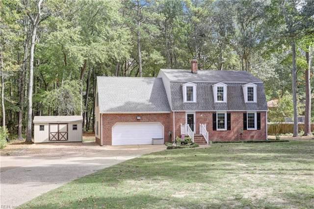 55 Cedar Rd, Poquoson, VA 23662 (#10285278) :: Abbitt Realty Co.