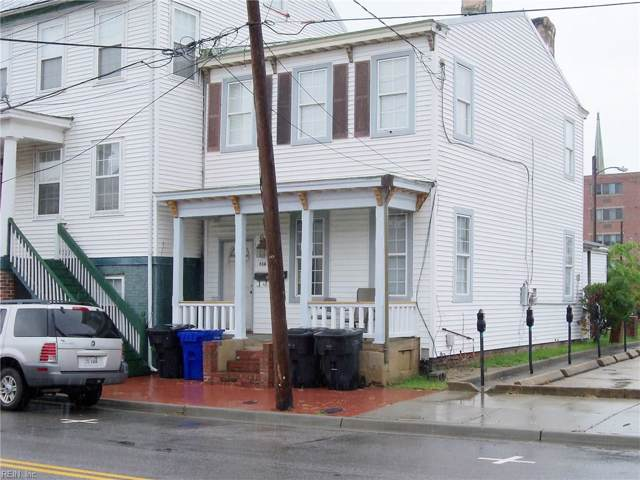 418 County St, Portsmouth, VA 23704 (#10285445) :: Berkshire Hathaway HomeServices Towne Realty