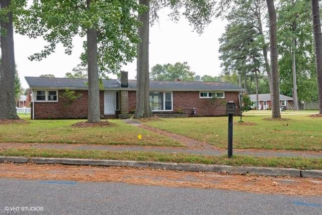 310 Mimosa Dr, Portsmouth, VA 23701 (#10285470) :: Berkshire Hathaway HomeServices Towne Realty