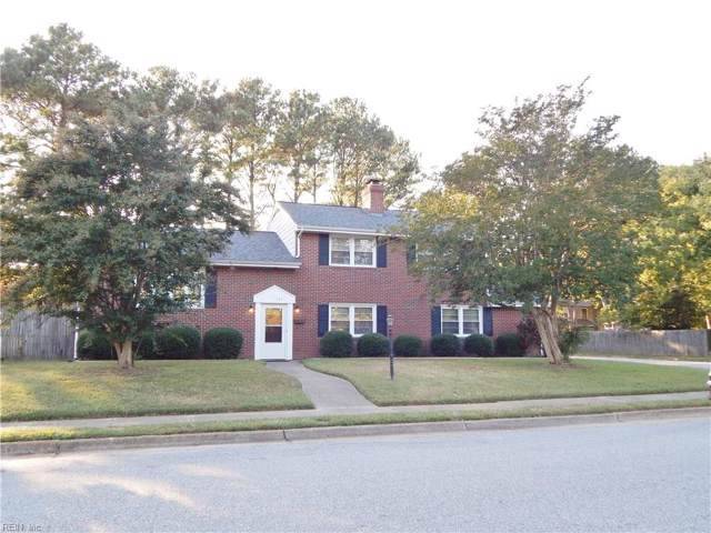 115 Waltham St, Hampton, VA 23666 (#10285519) :: Upscale Avenues Realty Group