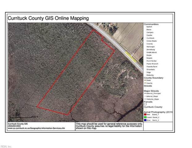 32 Ac Caratoke Hwy, Currituck County, NC 27956 (#10285535) :: Encompass Real Estate Solutions