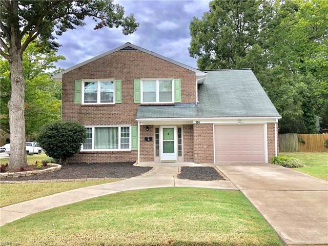 134 Schooner Dr, Hampton, VA 23669 (MLS #10285580) :: Chantel Ray Real Estate