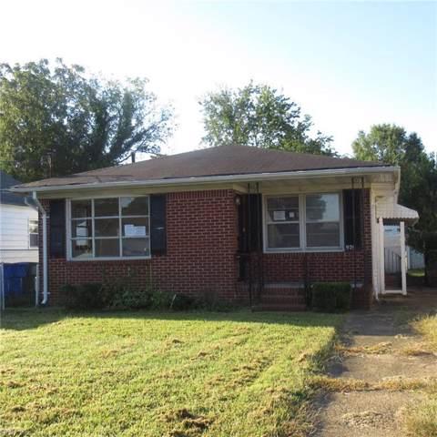 929 Albert Ave, Norfolk, VA 23513 (#10285609) :: Austin James Realty LLC