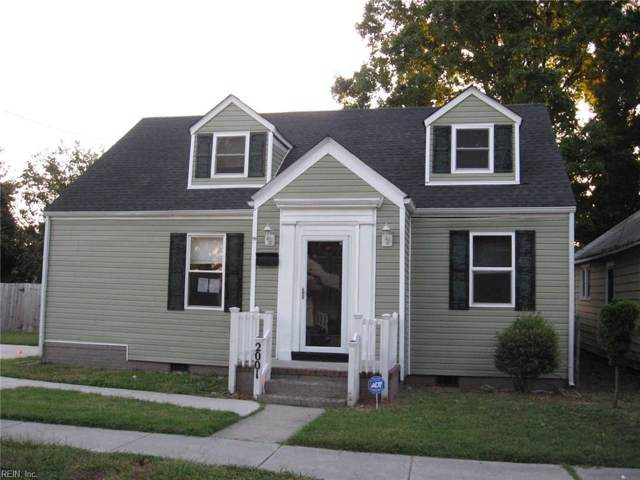 2001 Des Moines Ave, Portsmouth, VA 23704 (#10285633) :: RE/MAX Central Realty