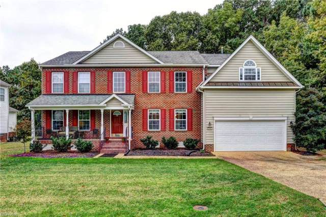 2124 Benomi Dr, James City County, VA 23185 (#10285646) :: Atkinson Realty