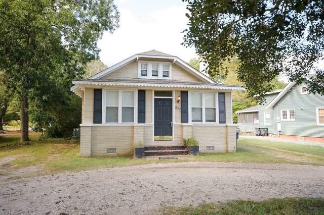 277 Wythe Creek Rd, Poquoson, VA 23662 (#10285705) :: Abbitt Realty Co.