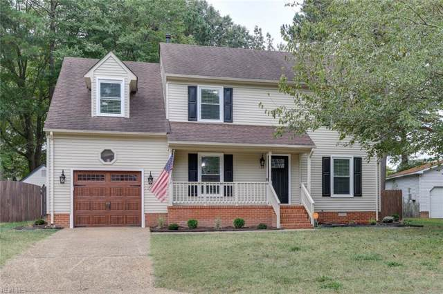 132 Vista Dr, Newport News, VA 23608 (#10285763) :: Austin James Realty LLC