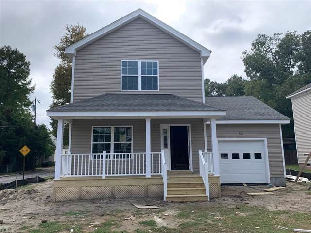 1903 Holladay St, Portsmouth, VA 23704 (#10285772) :: Berkshire Hathaway HomeServices Towne Realty