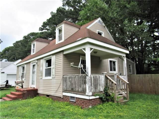 55 Loxley Rd, Portsmouth, VA 23702 (MLS #10285810) :: Chantel Ray Real Estate