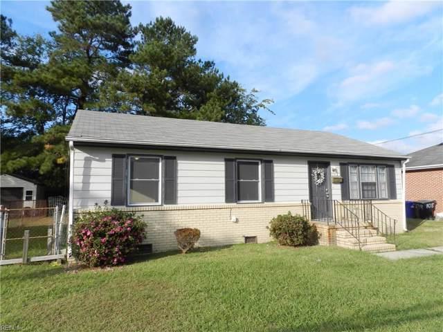 112 Cavalier Blvd, Portsmouth, VA 23701 (#10285903) :: Berkshire Hathaway HomeServices Towne Realty