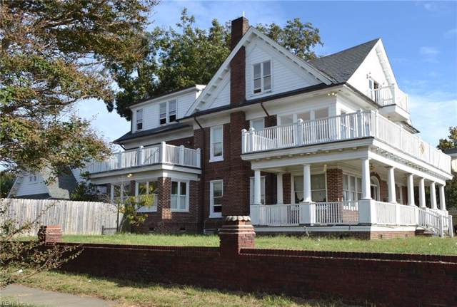311 Chesapeake Ave, Newport News, VA 23607 (#10286023) :: RE/MAX Central Realty
