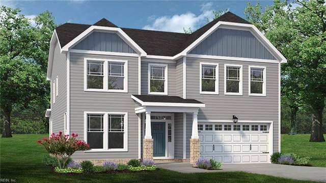 8 E Berkley Dr, Hampton, VA 23663 (#10286058) :: Abbitt Realty Co.