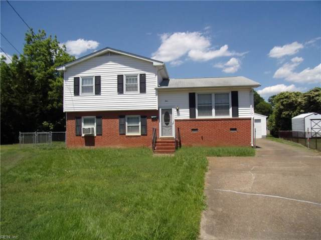 3 Hull Dr, Hampton, VA 23661 (#10286061) :: Rocket Real Estate