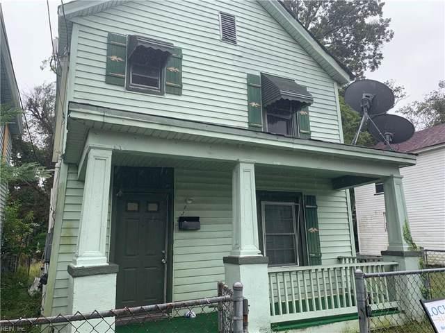 732 20th St, Newport News, VA 23607 (#10286099) :: Encompass Real Estate Solutions