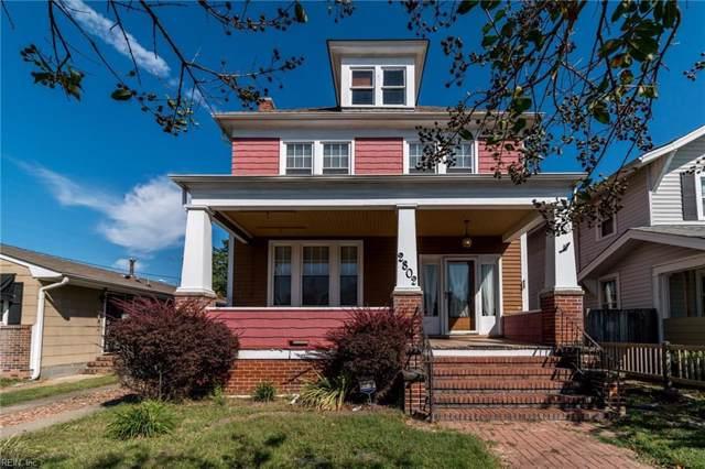 2802 Marlboro Ave, Norfolk, VA 23504 (#10286146) :: Berkshire Hathaway HomeServices Towne Realty