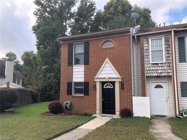 926 Amelia Ave, Portsmouth, VA 23707 (#10286205) :: Berkshire Hathaway HomeServices Towne Realty