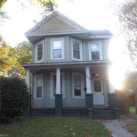 707 Vermont Ave, Portsmouth, VA 23707 (#10286275) :: RE/MAX Central Realty