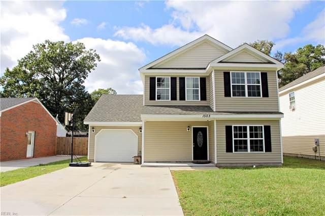 1503 Myrtle Ave, Chesapeake, VA 23325 (#10286302) :: Encompass Real Estate Solutions