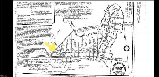 Lot 1 Ware Church Rd, King & Queen County, VA 23085 (#10286306) :: Atkinson Realty