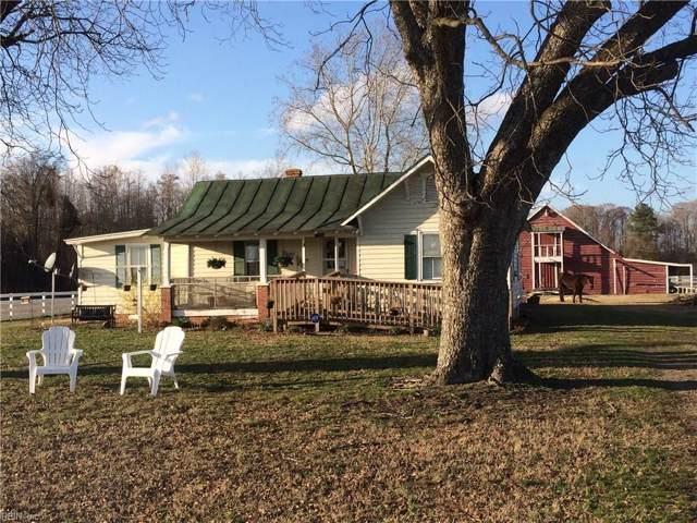 17146 Black Creek Rd, Southampton County, VA 23898 (#10286311) :: Rocket Real Estate