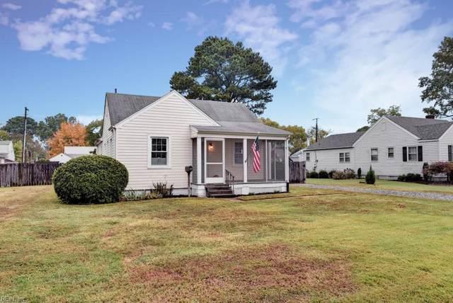 17 Davis Ave, Newport News, VA 23601 (#10286386) :: RE/MAX Central Realty