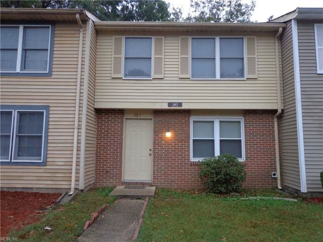 387 Deputy Ln C, Newport News, VA 23608 (#10286394) :: Austin James Realty LLC