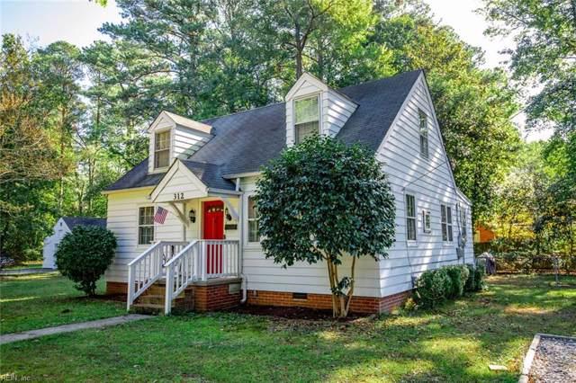 312 Mimosa Dr Dr, Newport News, VA 23606 (#10286405) :: AMW Real Estate