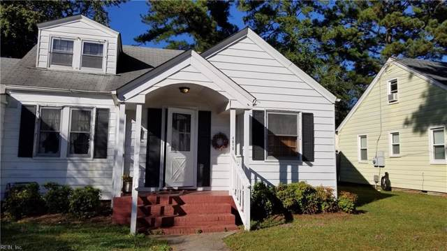 4610 Columbia St, Portsmouth, VA 23707 (#10286427) :: RE/MAX Central Realty