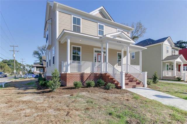 400 S Main St, Norfolk, VA 23523 (#10286455) :: Atkinson Realty