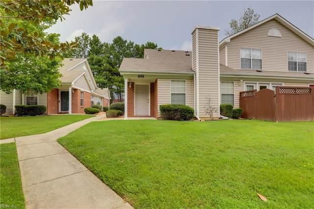 848 Miller Creek Ln, Newport News, VA 23602 (#10286465) :: Atkinson Realty