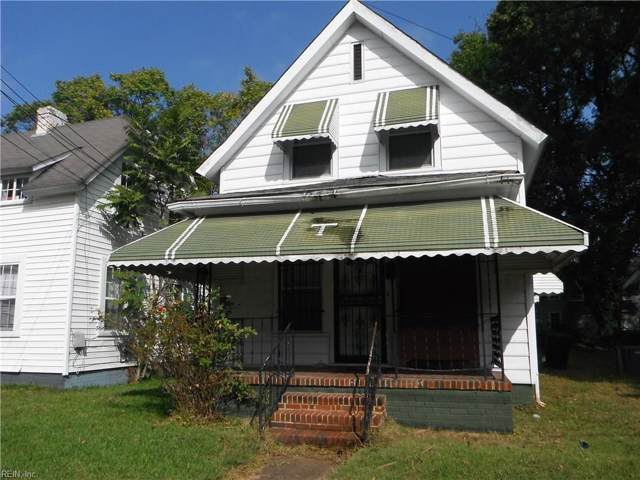 73 Manly St, Portsmouth, VA 23702 (#10286479) :: Berkshire Hathaway HomeServices Towne Realty