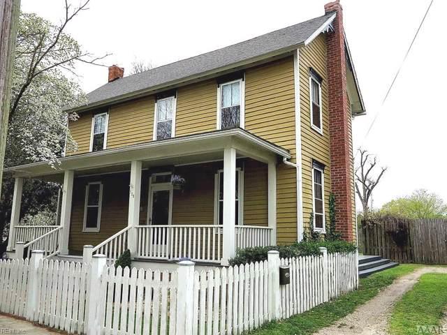 105 Harney St, Elizabeth City, NC 27909 (#10286483) :: The Kris Weaver Real Estate Team