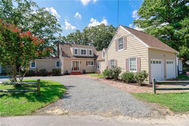 5 Terrace Rd, Hampton, VA 23661 (MLS #10286533) :: Chantel Ray Real Estate