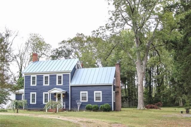 222 Callis Field Ln, Mathews County, VA 23109 (#10286545) :: Vasquez Real Estate Group