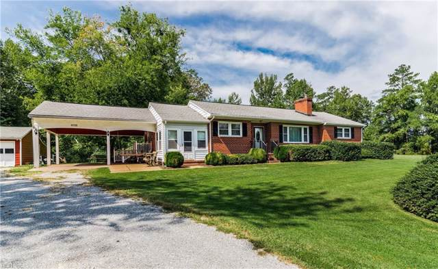 8200 Poindexter Rd, New Kent County, VA 23124 (#10286572) :: Atkinson Realty