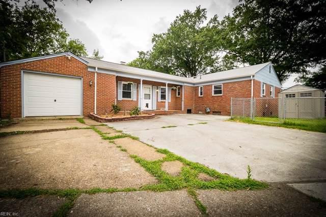 5401 Beckner St, Norfolk, VA 23509 (#10286578) :: AMW Real Estate
