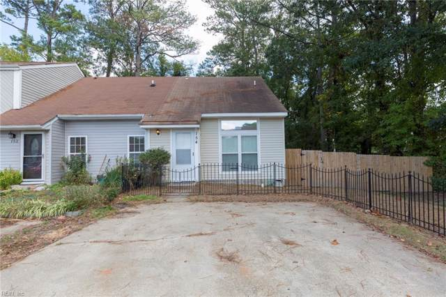 154 Greendale Rd, Virginia Beach, VA 23452 (#10286635) :: The Kris Weaver Real Estate Team
