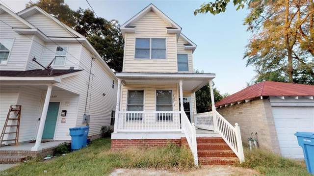 1211 Ohio St, Chesapeake, VA 23324 (#10286653) :: AMW Real Estate