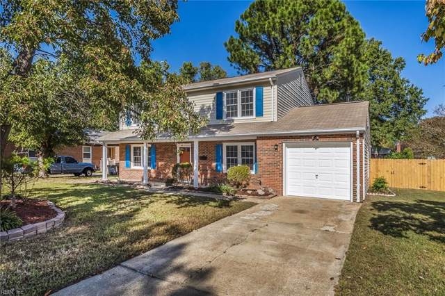 5 Gregory Ct, Hampton, VA 23669 (#10286739) :: Upscale Avenues Realty Group
