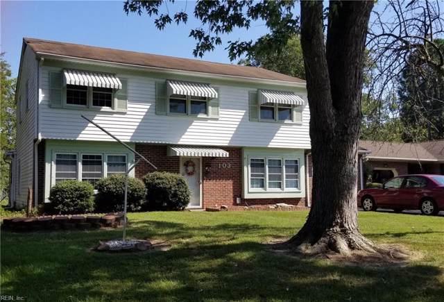 103 Bayberry Dr, Newport News, VA 23601 (#10286779) :: Gold Team VA