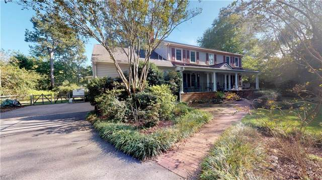 40- A Browns Neck Rd, Poquoson, VA 23662 (#10286798) :: Atlantic Sotheby's International Realty