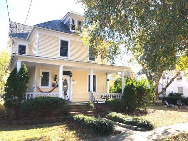 137 Maryland Ave, Portsmouth, VA 23707 (#10286865) :: Kristie Weaver, REALTOR